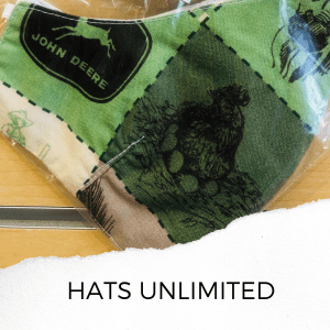 hats unlimited mask