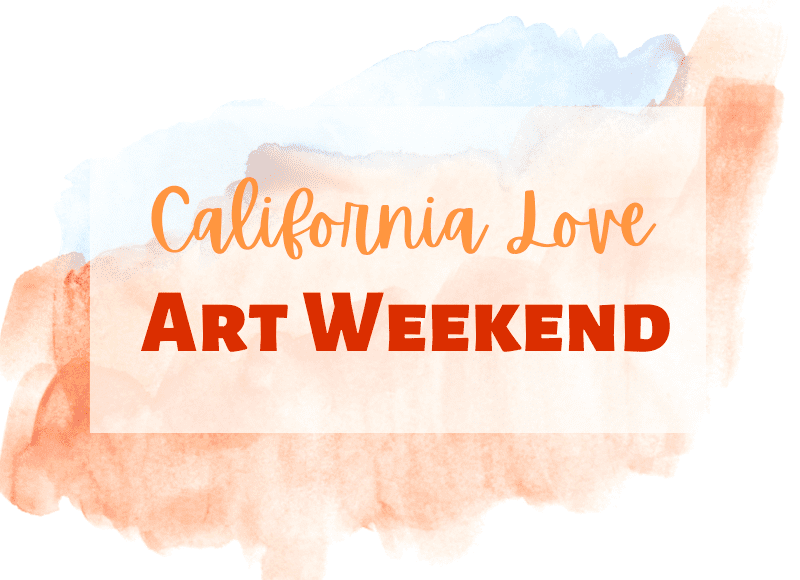 californial love art weekend