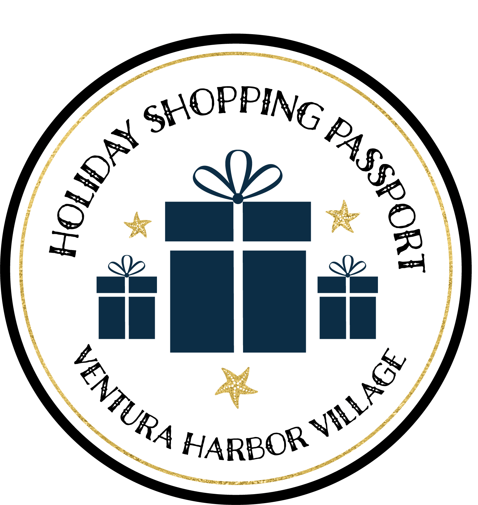 holiday shopping passport