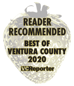 ventura best of reader recommended strawberry graphic