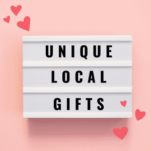 unique local gifts