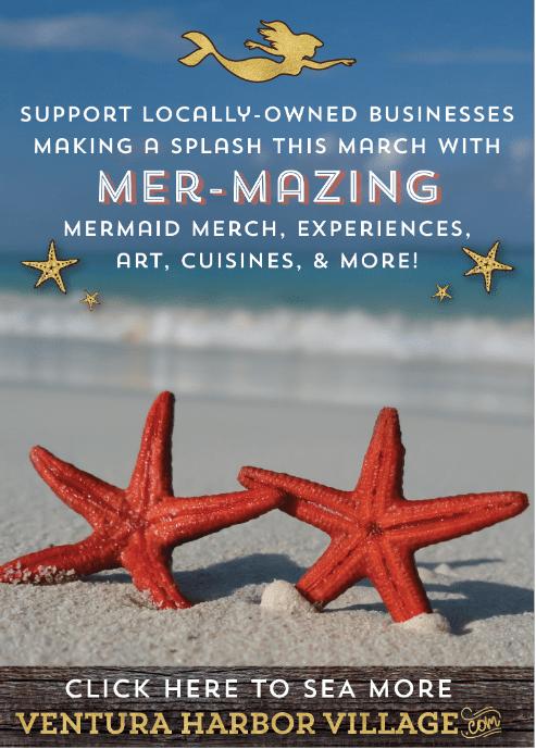 mermaid month sign