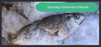 saturdday fishermans market