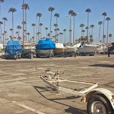 Ventura Port District Dry Storage