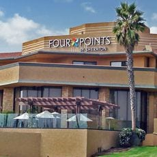 Four Points Sheraton in Ventura Harbor